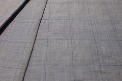 "Ткань костюмная Loro Piana 39-4/569 шир.150 см 48%шерсть,32%шелк,20% лен 1800 р/м • <a style=""font-size:0.8em;"" href=""http://www.flickr.com/photos/92440394@N04/40492745334/"" target=""_blank"">View on Flickr</a>"