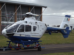272 Garda (Irish) Police Eurocopter EC135 Helicopter (Aircaft @ Gloucestershire Airport By James) Tags: gloucestershire airport 272 garda irish police eurocopter ec135 helicopter egbj james lloyds