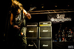 Dead Congregation - live in Metalmania XXIV fot. Łukasz MNTS Miętka-5