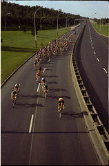 [1982] National Road Cycling Championships Edmonton 008 (wwhhiiisskkas) Tags: 1982 canada canadian national road cycling championships edmonton alberta hawrelak park emily murphy hill saskatchewan drive