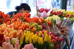 Seattle Spring 14 (Krasivaya Liza) Tags: seattle wa spring april 2018 floral flower flowers pike place market marketplace city cityscape washington state puget sound