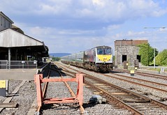 8209 Limerick Junction (finnyus) Tags: 209 8209 foyle riverfoyle enterprise translinkni translink