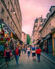 Street in Paris (OstenTran_Photography) Tags: kitlens nikond5200 nikon travel travelphotography streetphotography france paris