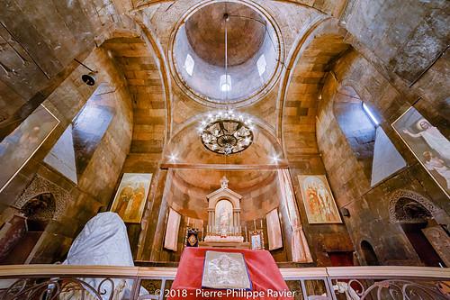 Vedi Shrjan Church in Armenia