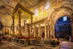 Roma, Italy (Pawelus) Tags: bazylika matki bożej śnieżnej basilica papale di santa maria maggiore roma italy travel church historical lapinski