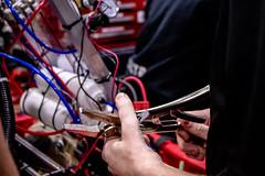 IMG_7607 (Team 3161 - Tronic Titans) Tags: oakville omgrobots light event coverage robot robotics hersheyscentre gold mechanical electrical pneumatics onchampsfrc first firstcanada frc ontario tronic titans