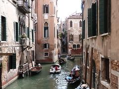 Venice (--Ticia--) Tags: veneza venice gondola gondolier