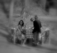 Le goûter - The afternoon tea (p.franche Occupé - Buzzy) Tags: panasonic lumix fz200 bruxellesbrussel brussels belgium belgique belgïe europe pfranche pascalfranche hdr dxo phototab flickrelite schaerbeek schaarbeek yourbestoftoday parcjosaphat josaphatpark urbain gens famille homme enfants table picnic flou ambiance instantané streetshot urban people family man children blur atmosphere instant skancheli monochrome noiretblanc blackandwhite zwartwit blanconegro schwarzweis μαύροκαιάσπρο inbiancoenero 白黒 黑白 чернобелоеизображение svartochvitt أبيضوأسود mustavalkoinen שוואַרץאוןווייַס bestofbw