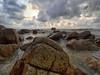 180213 ~ IMG_0049 ~ alunan ombak pagi (alongbc) Tags: beach seascape shoreline sea cloud sky telukcempedak kuantan pahang malaysia travel place trip canon eos700d canoneos700d canonlens 10mm18mm wideangle