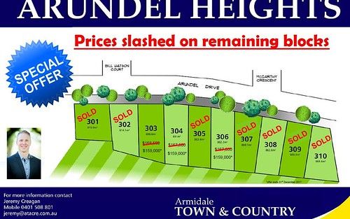 Lot 304 Arundel Heights, Armidale NSW 2350