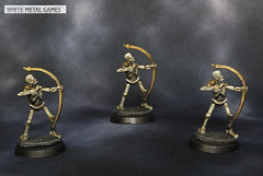 20002: Skeleton Archers (whitemetalgames.com) Tags: gold level kenanofcarndinas bowdrune knútrofvíkin skipariofhrafnenonfoot knutr vikin bow drune mierce miniatures darklands 77001 20002 77146 skeletal archers spearmen archer spear men mummy warrior warriors reaper reaperminis reaperminiatures pathfinder dnd dd dungeons dragons dungeonsanddragons 35 5e whitemetalgames wmg white metal games painting painted paint commission commissions service services svc raleigh knightdale knight dale northcarolina north carolina nc hobby hobbyist hobbies mini miniature minis tabletop rpg roleplayinggame rng warmongers