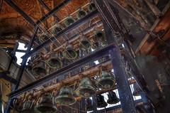 Bells and strings (M1randje) Tags: d7000 nikon delft hdr bells newchurch