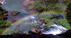 Patagonia rainbow in Iguazu Falls in Argentina (jillrowlandwv) Tags: rainbow water waterfall nationalpark forest jungle travel patagonia condorargentina chile southamerica tour tourist tourism outdoors hiking mountain wildlife penguins birds sea lake reflection glacier scenery landscape nature naturalbeauty natural canon canonphotography canonaddicts canonphoto canonphotos sealion coastline grazing penguin bird