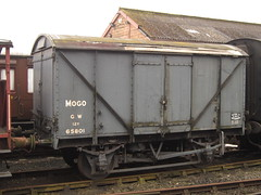 IMG_8308 - GWR G43 'Mogo' Motor Car Van 65801 (SVREnthusiast) Tags: severnvalleyrailway svr severnvalley severn valley railway gwrg43mogomotorcarvan65801 gwr g43 mogo motorcarvan 65801