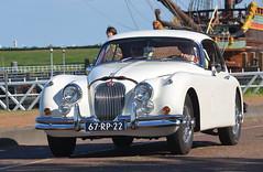 1960 Jaguar XK150 67-RP-22 (Stollie1) Tags: 1960 jaguar xk150 67rp22 lelystad