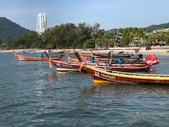 Thaied up (BiggestWoo) Tags: up tied tiedup boats boat ocean indian sea beach east thailand thai phuket