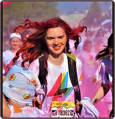 The Color Run Bucharest, April 2018 (2) (Ioan BACIVAROV Photography) Tags: colorrun bucharest april 2018 colorful cloud hindu festival holi running bacivarov ioanbacivarov bacivarovphotostream interesting beautiful wonderful wonderfulphoto nikon woman women girl girls fille filles femme fata fete glamour sexy