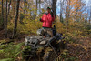(Theresa Best) Tags: woods autumn fall atv adventure travel wanderlust portrait canon canon760d canont6s canon8000d theresabest northwoods wisconsin