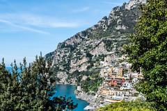 Amalfi Coast; Positano (drasphotography) Tags: amalfi coast amalficoast amalfitana costa positano italia italy italien travel travelphotography reise reisefotografie drasphotography sea mare ocean beautiful beauty water sky postcardshot d810 nikkor2470mmf28