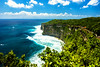 Cliffy (Kitonium) Tags: bali cliff cliffy waves ocean sea sky clouds landscape outdoor nature trees travelgram picoftheday photooftheday bbctravel natgeotravel lonely planet sony a7m2 uluwatu temple