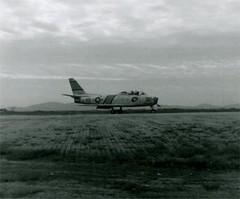 Korea114-BW (Count_Strad) Tags: koreanwar korean war 1953 korea bw pictures picture soldiers infantry halftrack aa antiaircraft skyraider