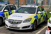 West Yorkshire Police Vauxhall Insignia Driver Training Vehicle (PFB-999) Tags: west yorkshire police wyp vauxhall insignia saloon driver training vehicle car unit lightbar grilles fendoffs leds yj14cvo