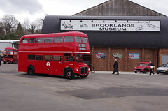 IMGP9029 (Steve Guess) Tags: brooklands weybridge surrey england gb uk bus cobham rally lbpt london museum rm1033 aec routemaster
