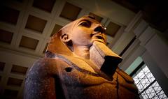 Ramses II, British Museum (wellingtonandsqueak) Tags: england london britishmuseum ramsesii mysteriousworld historymystery