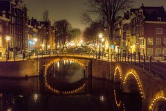 Amsterdam by night-33 (walterkolkma) Tags: amsterdam night bikes bicycles sights amstel canals architecture sony a6500