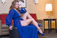 Pretty in Blue! II (BLFoto.64) Tags: sonyfe55mmf18za a7rii bluedress lace modeling modelz models model whitewoman white breast bewbies boobies nopanties glamour glamourous glam girl woman lingerie bewbs blfoto sexiness beautiful beauty bootay sexy spreadlegs leggs legs