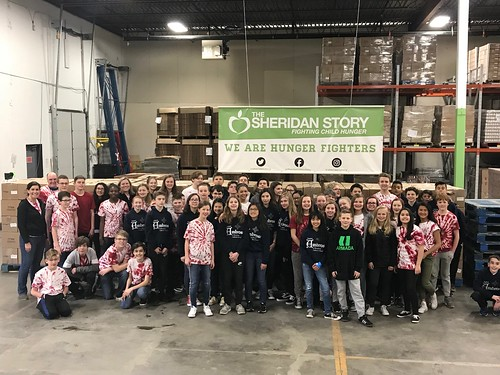 St. Ambrose Packing Event 4/13/18