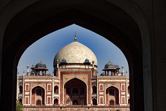 "Humayun's Tomb, Delhi (El-Branden Brazil) Tags: delhi india indian asia asian ""south asia"" humayunstomb"
