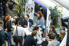 Lean Start Up (Lean Startup Summit EMEA) Tags: leanstartupams day1 networking