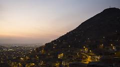 Lima Sur (AdrianoSetimo) Tags: lima peru sur olympus penf 1240mm pôrdosol sunset favela goldenhour