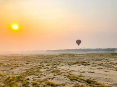 Myanmar-20180323-5183 (ShaneAndRobbie) Tags: nyaungu mandalayregion myanmarburma mm myanmar burma bagan balloonsoverbagan ballooning hotair balloon