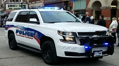 Sugarcreek Police (Central Ohio Emergency Response) Tags: sugarcreek ohio police chevy tahoe suv township