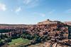 The Sheltering Sky (lu★) Tags: morocco aitbenhaddou travel arabic oldcity medina landscape cityscape nopeople traveldestination