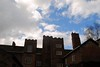 Rufford Old Hall in the skies (zawtowers) Tags: ruffordoldhall rufford lancashire national trust property hesketh family residence gradei listed building built 1530 historic house blue skies cloud dramatic jacobean wing