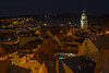 I'm waiting for the night to fall (a tribute to Depeche Mode) (ralfkai41) Tags: lichter night nightshot nachtfotografie cityscape gebäude lights saxony meissen rooftop roof häuser nacht roofscape sachsen buildings dächer