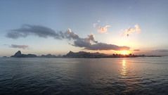 Rio de Janeiro (Henry.Phy) Tags: sunset pôr do sol sky céu skyline baía bay water oilfield work view sea ocean landscape