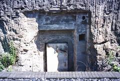 (Sameli) Tags: old wwii ww2 world war 2 ii bunker door decay abandoned ue urbex urban exploration helsinki suomi finland