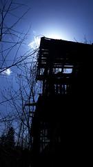 like a ghost (Darek Drapala) Tags: ghost buildings building ruin ruins rust rubbish decay dark death dystopia panasonic poland polska panasonicg5 lumix light sun sky silhouette
