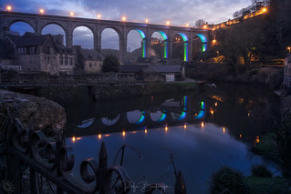 Dinan-bridge