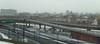 IMGP0675 (mattbuck4950) Tags: bridges railways lenssigma18250mm march roads snow london camerapentaxk50 canarywharf londonboroughoftowerhamlets docklandslightrailway 2018 a1261 england unitedkingdom gbr