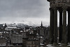Calton Hill - Beast from the East 3 (Richard Tynan) Tags: edinburgh winter snow landscape buildings city beastfromtheeast moody desaturated dugald stewart monument