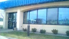 Integra Credit Union - HWW 365/211 (Maenette1) Tags: integra creditunion facade windows doors menominee uppermichigan happywindowswednesday flicker365 allthingsmichigan absolutemichigan project365 projectmichigan