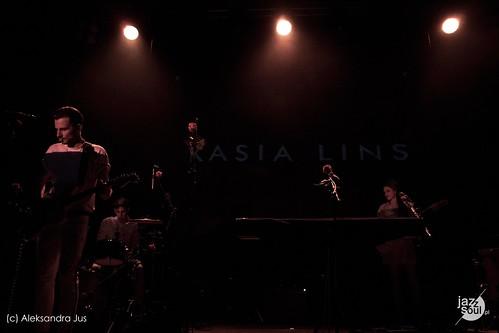 Kasia Lins - Warszawa