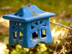 Candle Holder (M.P.N.texan) Tags: candleholder garde hanging ceramic
