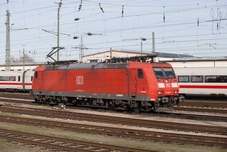 DB 185 087 Basel Bad
