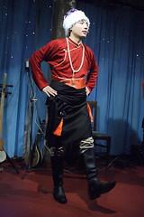 Ngawang Lodup (2018) 06 - dancers (KM's Live Music shots) Tags: worldmusic tibet ngawanglodup dancers tunedinlondon sandsfilmsstudio